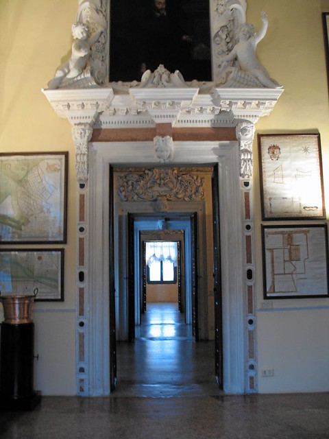 Interior Villa Rotonda Owentravel Flickr