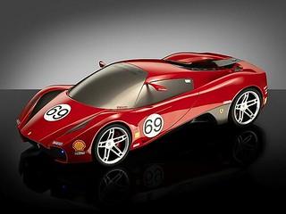 Ferrari Concepts 5 Ferrari Concept Cars Of Design Students Flickr