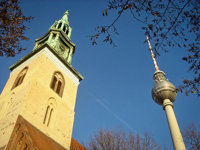 Berlin - St Marienkirche
