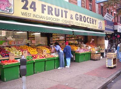 24 Fruit & Grocery, Flatbush Avenue