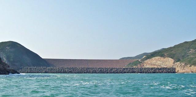 East Dam, High Island Reservoir, New Territories, Hong Kong 萬宜水庫東壩