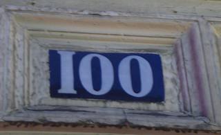 100 | by Claudecf