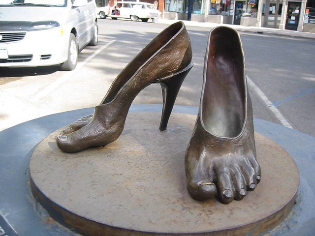 Clee Richeson 'High Heeled Feet', Grand Junction