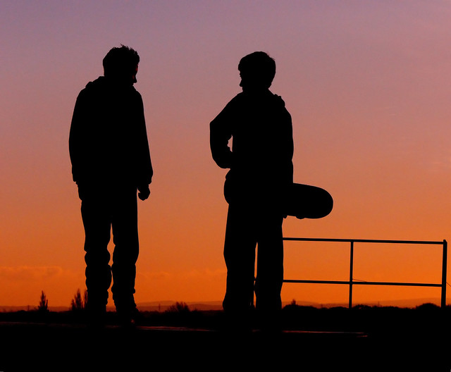 Skateboard Boyz - Red Hot version