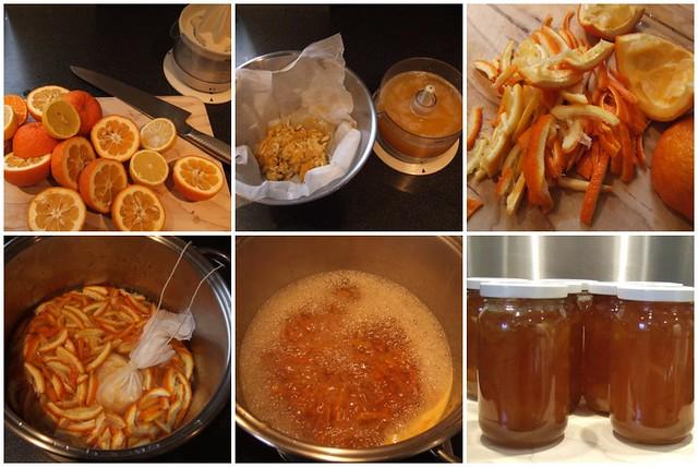 Seville Orange Marmalade, 2006