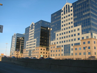 Office Buildings   by Humanoide