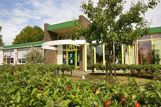 Kapelle - Fruitteeltmuseum