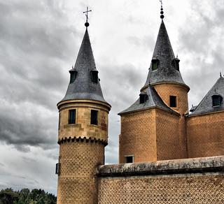 4534-Alcazar de Segovia | by jl.cernadas