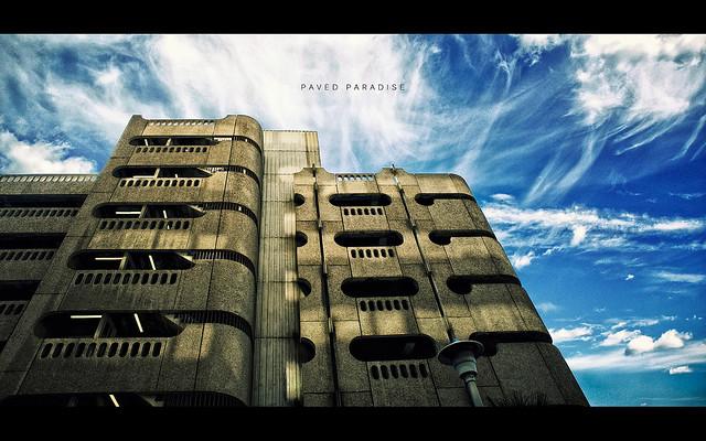 Paved Paradise