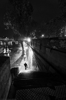 Stairs on the Seine | by 9bladed