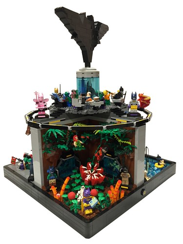 The Bat Family's Cave - 3