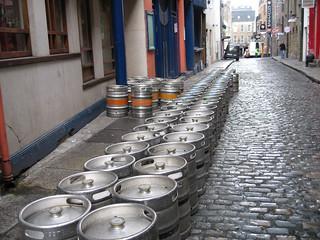 Beer kegs | by pdbreen