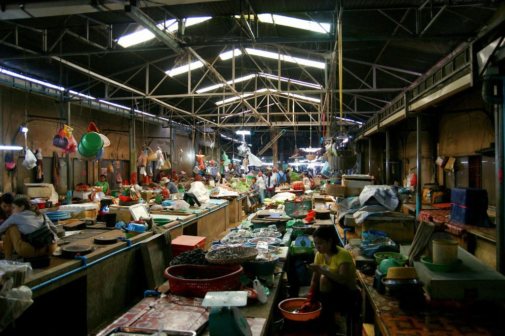 Old Market in Siem Reap