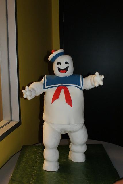 Marshmellow Man CAKE