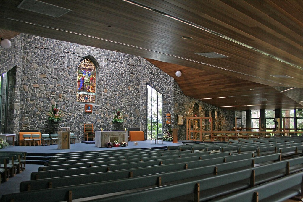 Broken Bay Diocese Cathedral in Waitara NSW Australia-06