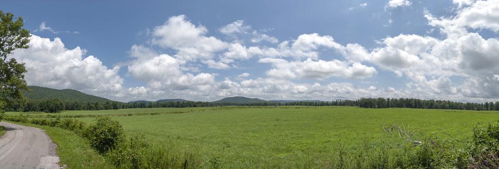 Field, Curtis Norrod Rd, Overton Co, TN