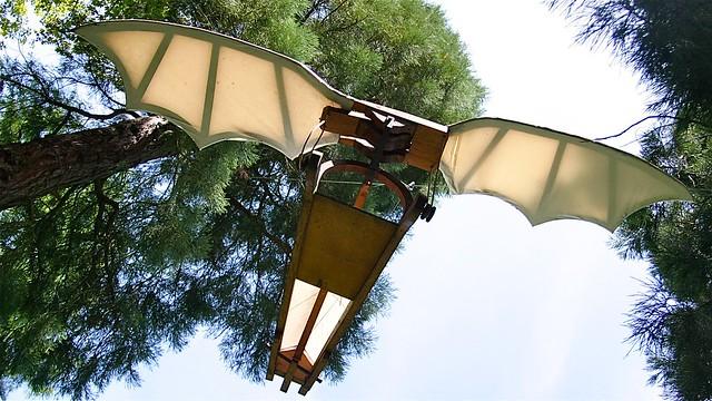 Le rêve du vol II
