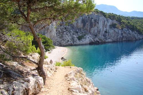 croatia naturism fkk makarska chorwacja nugal