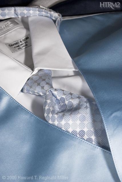 NM 2009 Groomsmen's Tie & Waistcoat