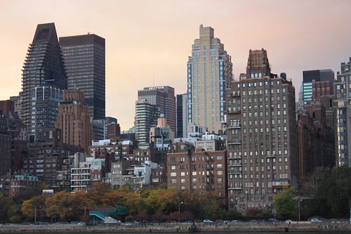 NYC Skyline   by Felix the Purrrrrfect Voyeur
