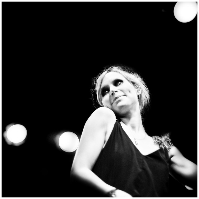 Nina Persson (Lead singer of The Cardigans & A Camp).