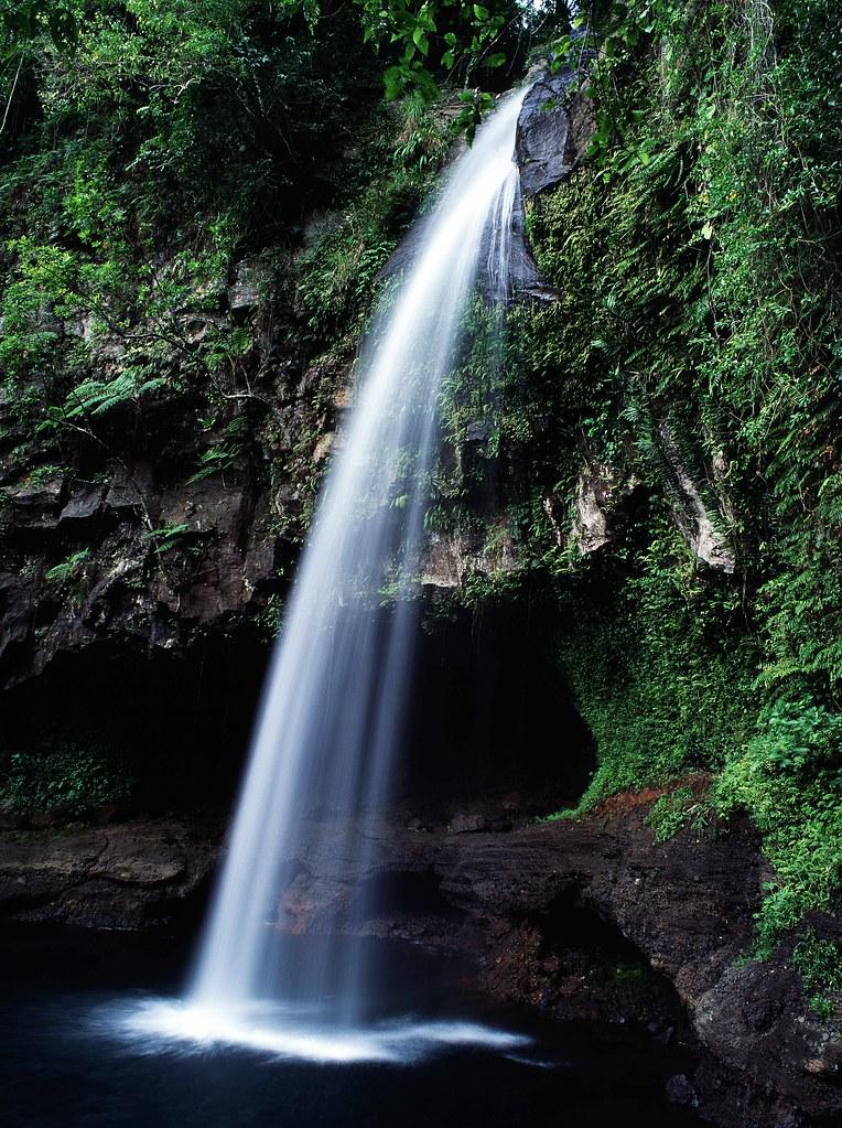 Tavoro Falls Bouma Heritage Park Taveuni Fiji Global