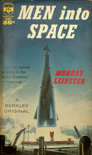 Men into Space - Murray Leinster