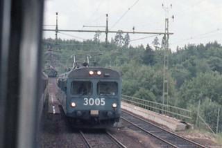 Swedish Trains (1986)