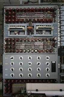 Colossus Mk 2 Replica @ Bletchley Park