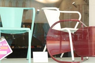 Swell We Likes The Design Of These Chairs Rachel Black Flickr Short Links Chair Design For Home Short Linksinfo