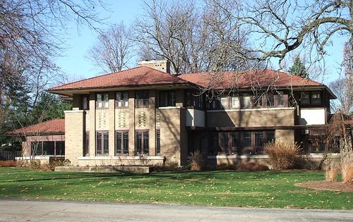 Decatur, IL: Prairie School Architecture