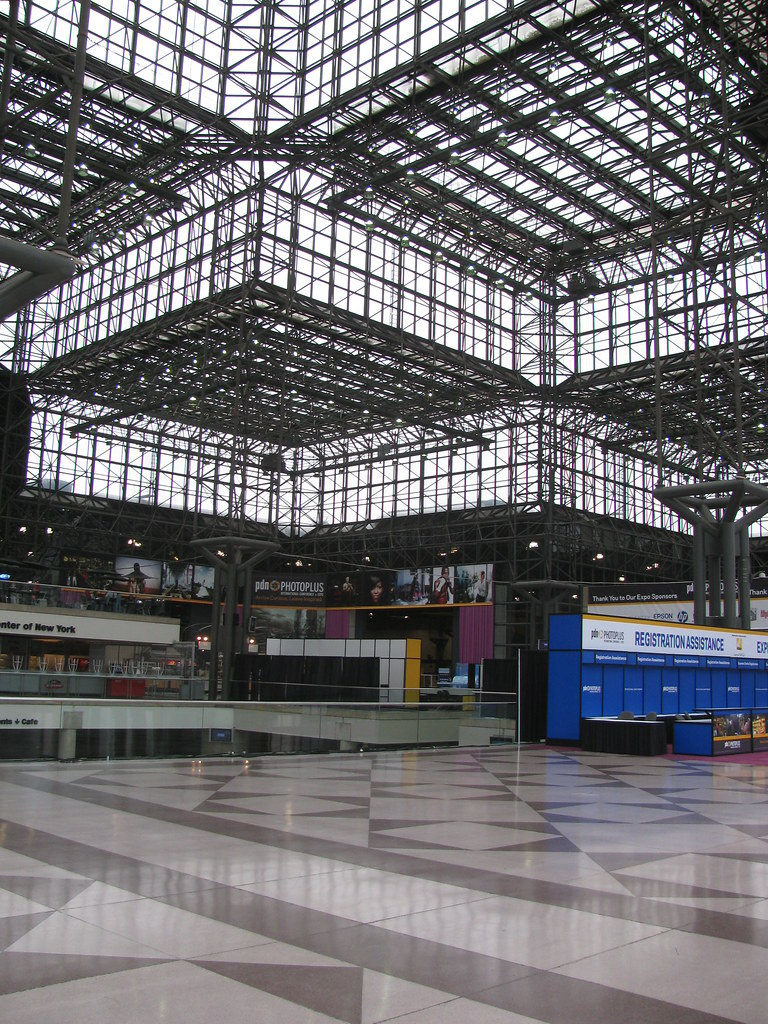 Javits Center Interior