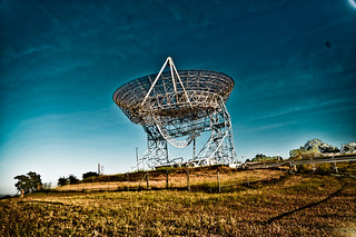 stanford radio telescope | by tibchris