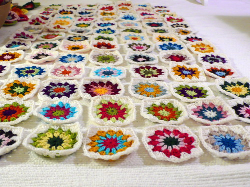 granny squares | by mialiv