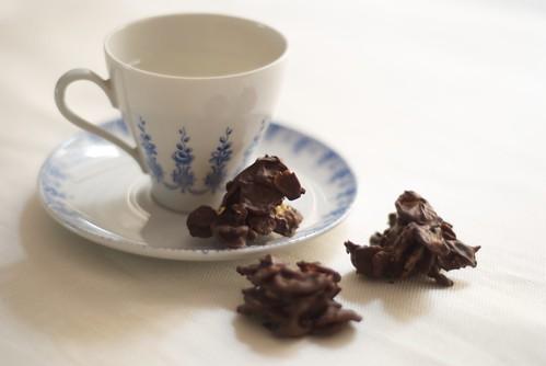 Crujientes de Chocolate   by Ivana Rosario ·