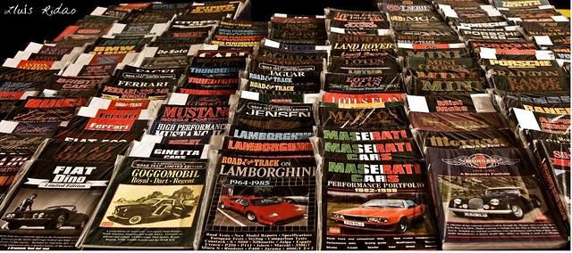 las revistas