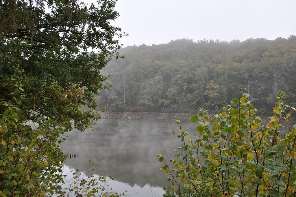 Lac De Pont Et Massene Patcouvrat Flickr