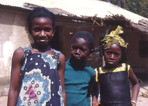Mandingo Children, Kédougou, Sénégal (West Africa) | by gbaku