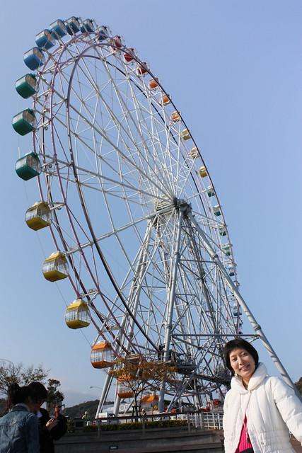 Angie & Ferris Wheel