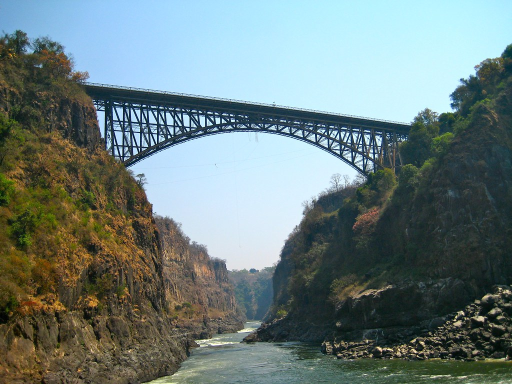 Victoria Falls Bridge #1