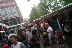 Love the markets in Amsterdam, just too bad I did not find anything | by Johan Nilsson