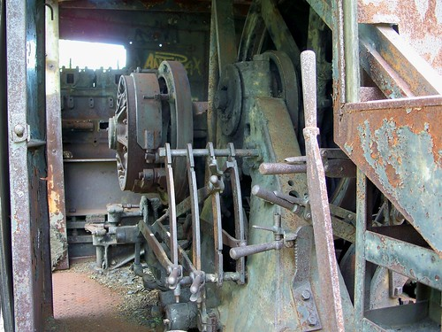 pictures old abandoned industry handle photography photo rust mine industrial mechanical photos pennsylvania picture machine historic mining equipment pa photographs photograph coal breaker lever colliery dragline anthracite swoyersville harrye