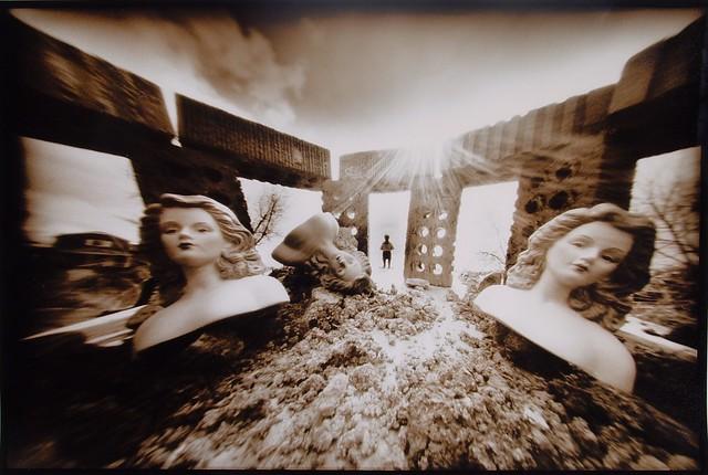 Pinhole Dreams Series by John Fobes