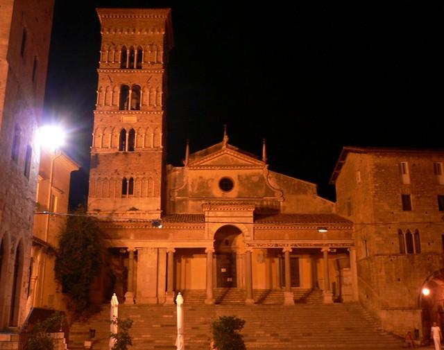 Terracina - Duomo (Concattedrale di SS. Pietro e Cesareo)