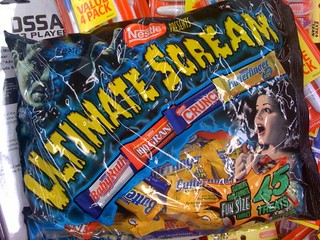 Nestle Ultimate Scream candy pack | by Paxton Holley