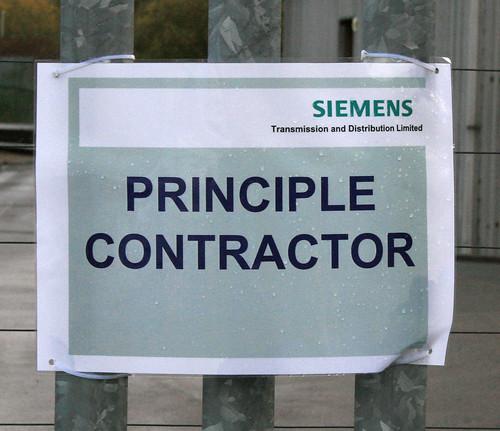 Principle contractor | by electropod