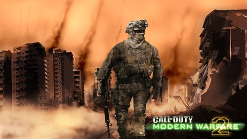 Mw2 Wallpaper 6 More Wallpapers For Call Of Duty Modern Wa