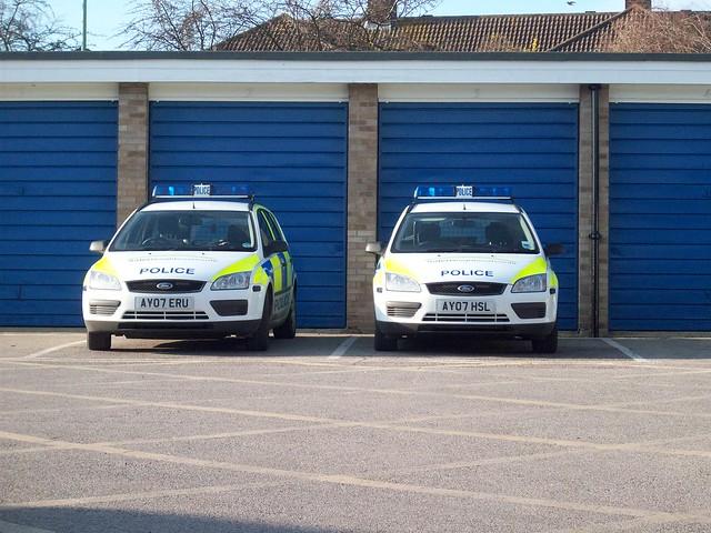 Suffolk Constabulary - Sudbury