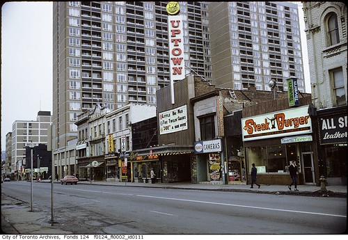 Uptown Theatre | by Toronto History