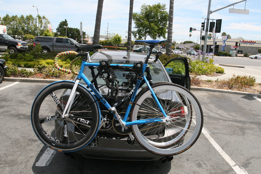 Mechanical Monday: Rack Options for Transporting Your Bike